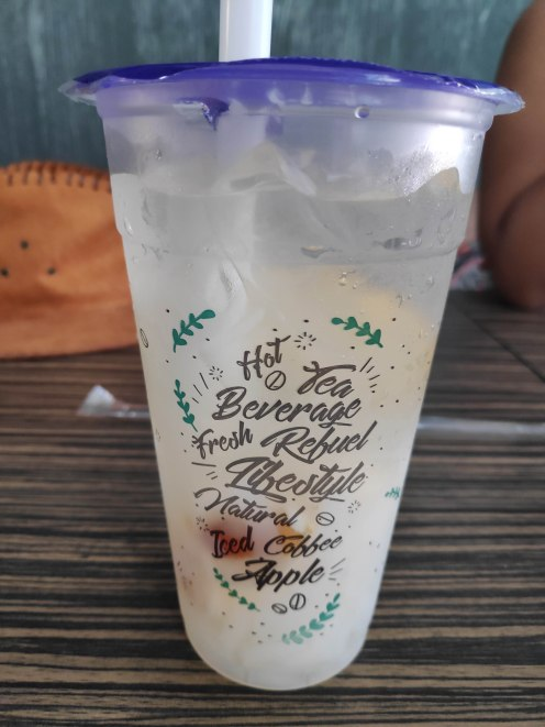 This drink though.. Just awesome!