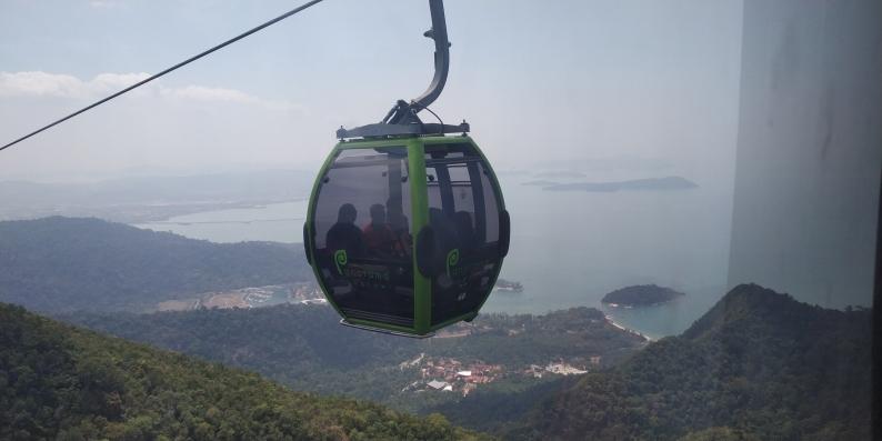 SkyCab at Langkawi